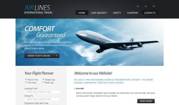 Airlines-Free-Html5-and-Css3-Templates