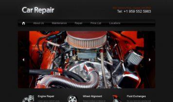 CarRepair – Free Html5 Template