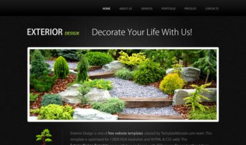 ExteriorDesign – Free Html5 Template