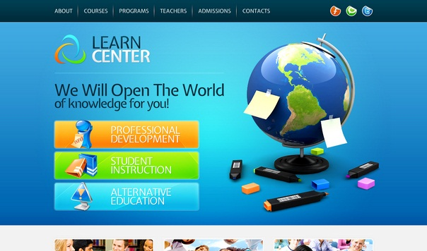 Learning-Center-Free-Html5-and-Css3-Templates