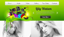 Lilly-Watson-Free-Html5-Templates