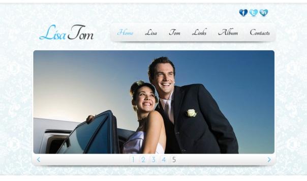Lisa-Wedding-Free-Html5-and-Css3-Templates
