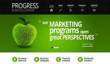 Progress-Free-Html5-and-css3-templates