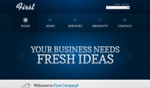 fresh-ideas-free-html5-templates