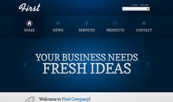 FreshIdeas – Free Html5 Template