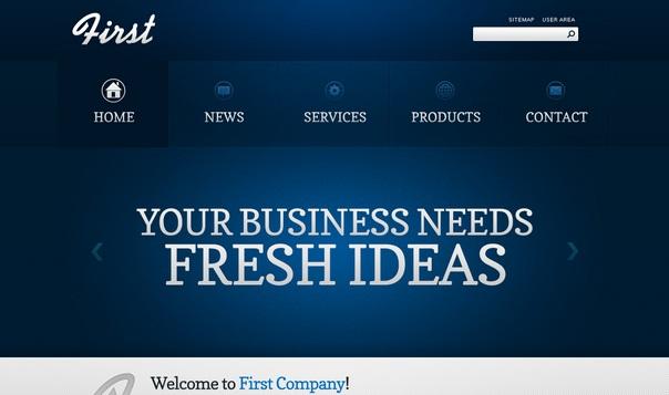 fresh-ideas-free-html5-templates
