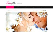 laura-john-free-html5-and-css3-templates