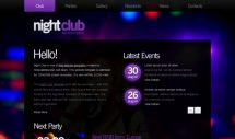 nightclub-free-html5-and-css3-templates