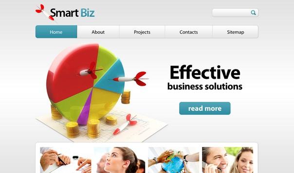 smart-biz-free-html5-templates