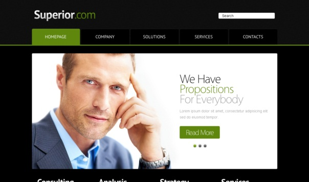superior-free-html5-and-css3-templates