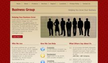 businessgroup template [Free Html5 Templates]