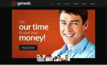free genesis business templates [html5 and css3 templates]