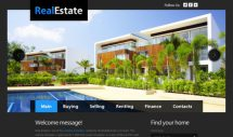 realestate2 template [Free Html5 Templates]