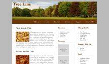 treeline template [Free Html5 Templates]