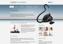 CarpetCleaning Html5 Theme