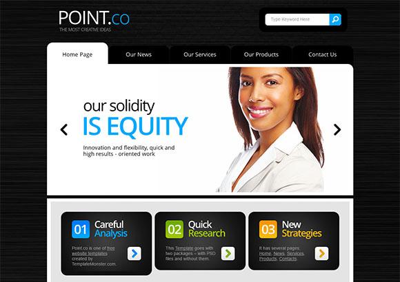 Point Html5 Theme