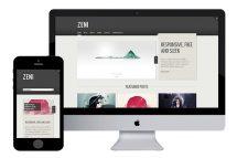 Zeni free responsive html5 template