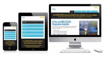ItFits – Responsive Html5 Template