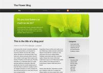 The Flower Blog