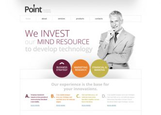Point02 – Free Html5 Template