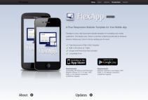 FlexApp theme [Free Html5 and Css3 Templates]