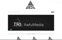 triangle theme [Free Html5 and Css3 Templates]