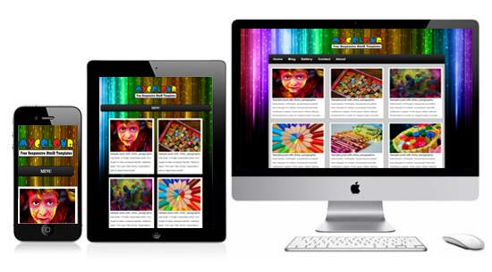 zMycolour-free-html5-templates-free-responsive-themes