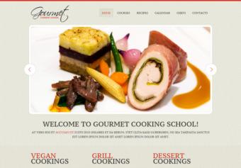 Gourmet – Free Html5 Template
