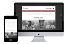 Serendipity free Responsive Html5 Template