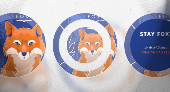 CIRCLE HOVER EFFECTS WITH CSS3 TRANSITIONS