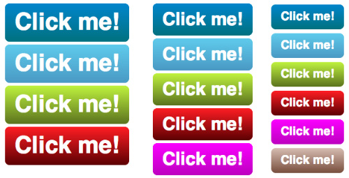CSS3Buttons