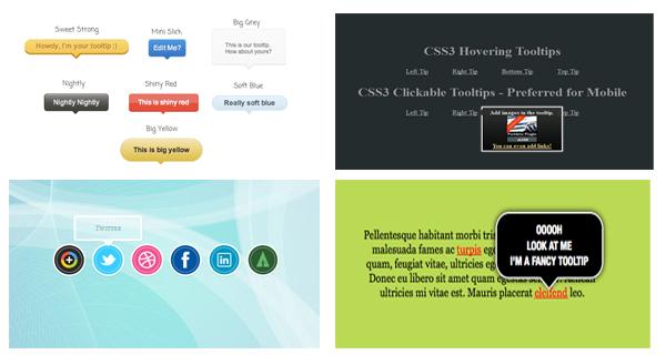 css3 tooltips tutorials