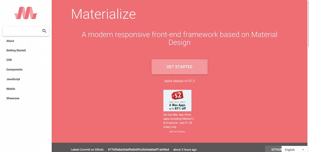 Documentation-Materialize