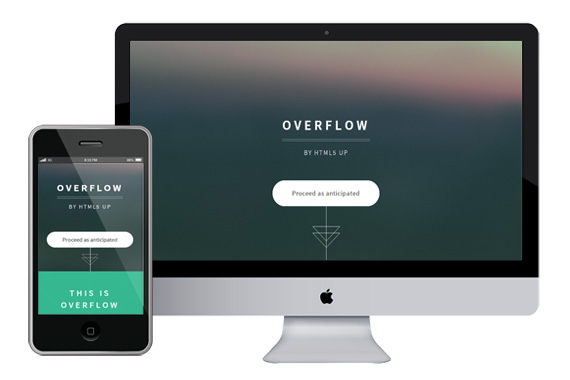 overflow free responsive html5 templates