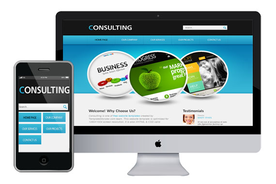 zconsulting free responsive html5 css3 templates themes
