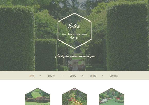 eden free html5 templates themes