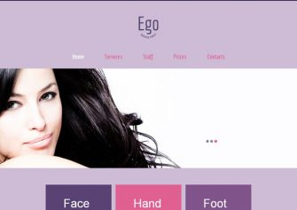 EgoBeauty – Free Html5 Template