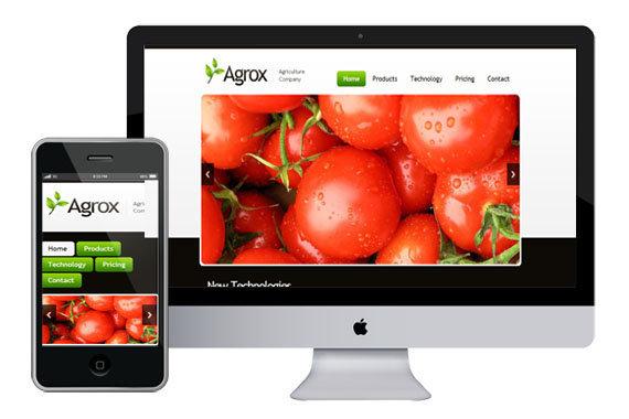 zAgrox free responsive html5 templates  themes