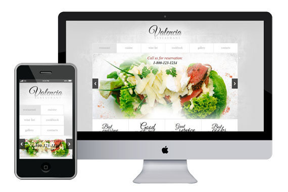 zValencia free responsive html5 templates themes