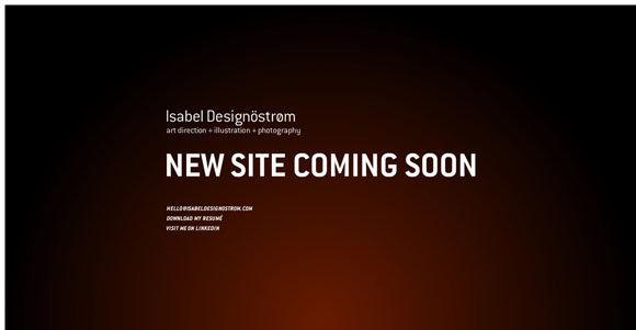 Isabel Designostrom art direction illustration photography templates