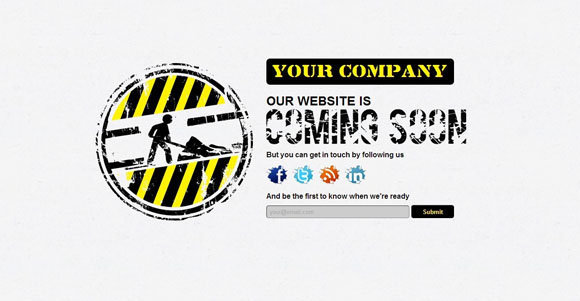 Coming Soon MF templates templates