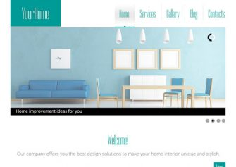 YourHome – Free Html5 Template