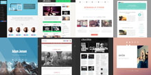 Free Blog Html5 Responsive Templates