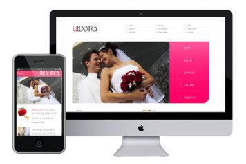 Wedding – Responsive Html5 Template