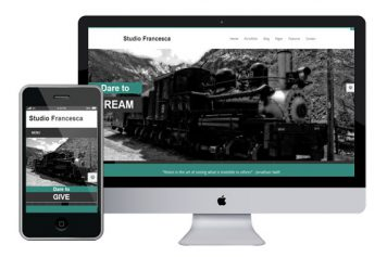 StudioFrancesca – Responsive Html5 Template