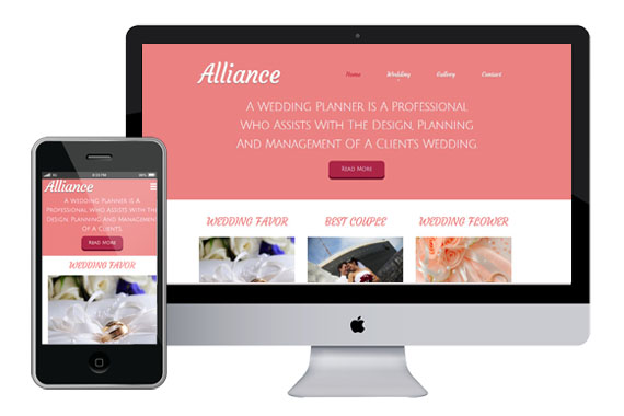 The Alliance Website Template Home w3layouts