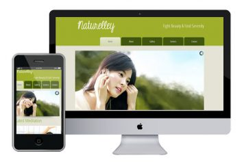 Naturelley – Responsive Html5 Template