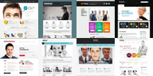 Free Business Html5 Templates