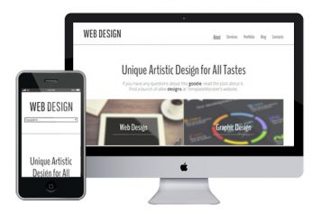 WebDesign – Responsive Html5 Template