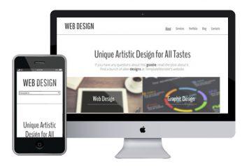 WebDesign – Responsive Html5 Template